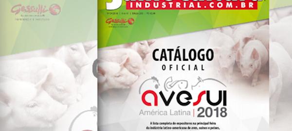 Nova edição de Suinocultura Industrial já está disponível no site
