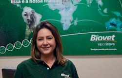 Biovet Vaxxinova anuncia nova diretora de P&D e Assuntos Regulatórios