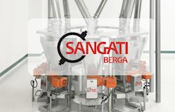Sangati Berga apresenta linha de misturadores na AveSui EuroTier South America