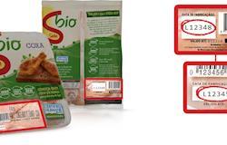 Embalagem de nova linha de cortes de frango da Sadia traz código para rastreabilidade