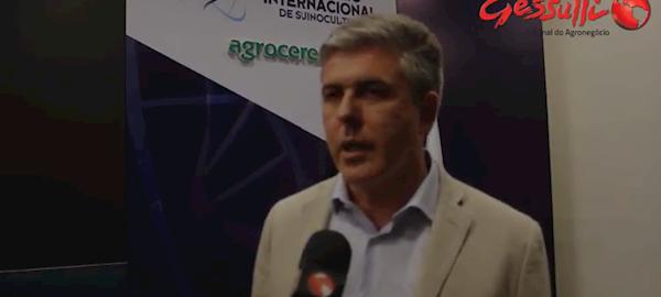 Alexandre Furtado da Rosa avalia 13º Seminário Internacional de Suinocultura Agroceres PIC