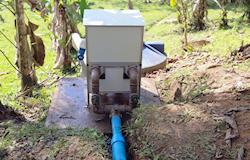 Jovens curitibanos criam micro usina caseira