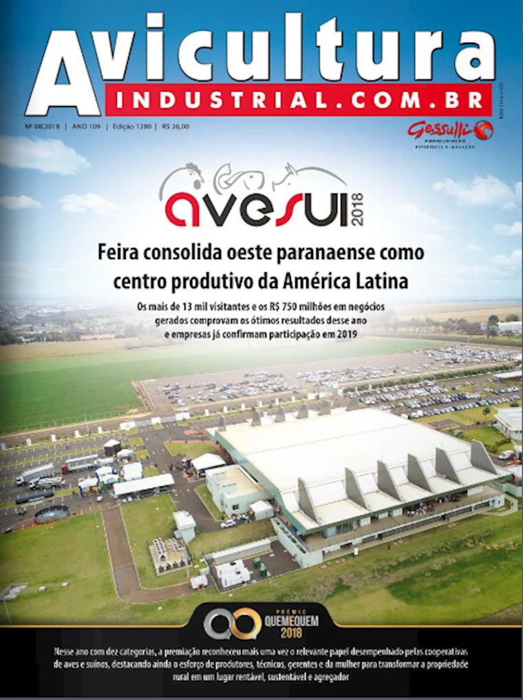 avicultura 2018, edição,
