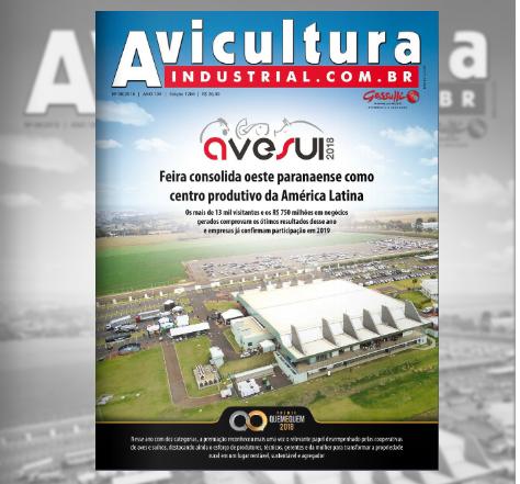 Nova edição de Avicultura Industrial já está disponível no site