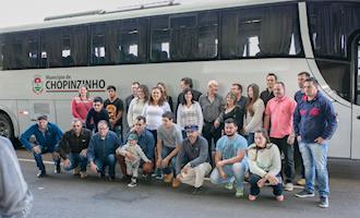 Caravanas se preparam para AveSui EuroTier South America
