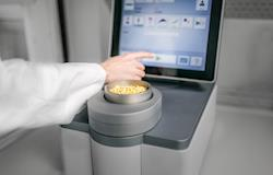 Serviços analíticos rápidos para amostras não moídas