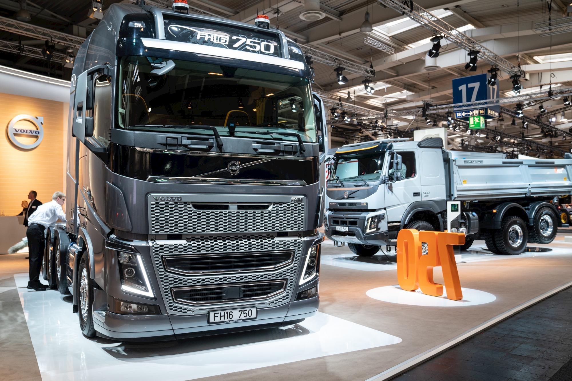 Combustíveis alternativos são destaque no Salão de Veículos Comerciais na Alemanha
