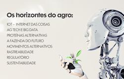 Horizons discute as tendências da produção de alimentos no Brasil e no mundo