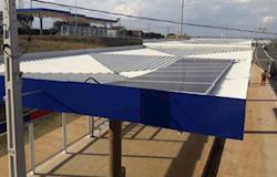 Em SP, pontos de ônibus metropolitanos captam energia solar