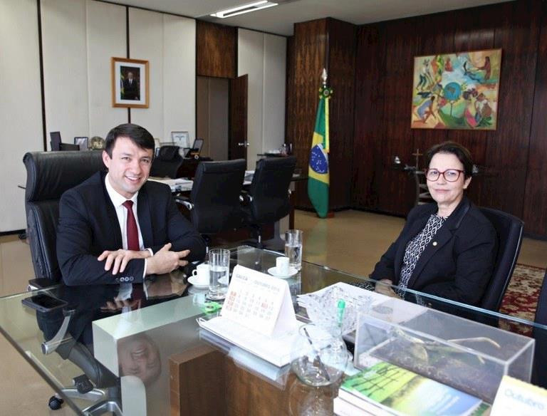 Ministério da Agricultura inicia a transição de governo