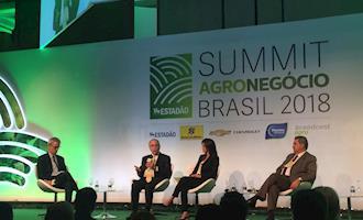Summit Agronegócio 2018 discute desafios e tendências do agronegócio