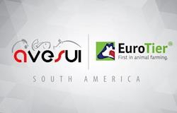 Partnership between AveSui and EuroTier result in the largest animal protein fair in Latin America