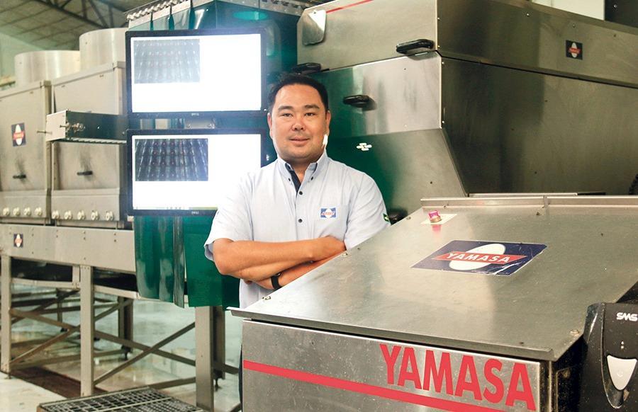 Yamasa lança ovoscopia automática por câmeras