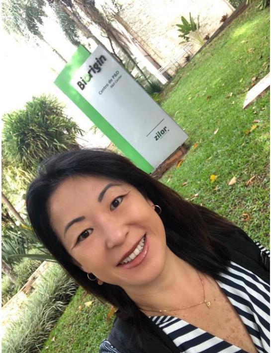 Biorigin apresenta Andrea Nagata como gerente de produtos para o segmento de nutrição animal