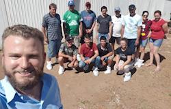 Vetanco realiza treinamento na Aurora Alimentos