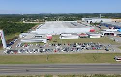 Plasson investe R$ 28 milhões em expansão da unidade fabril, em Criciúma