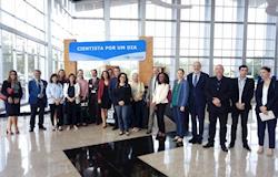 Conselheiros científicos da União Europeia visitam a Embrapa