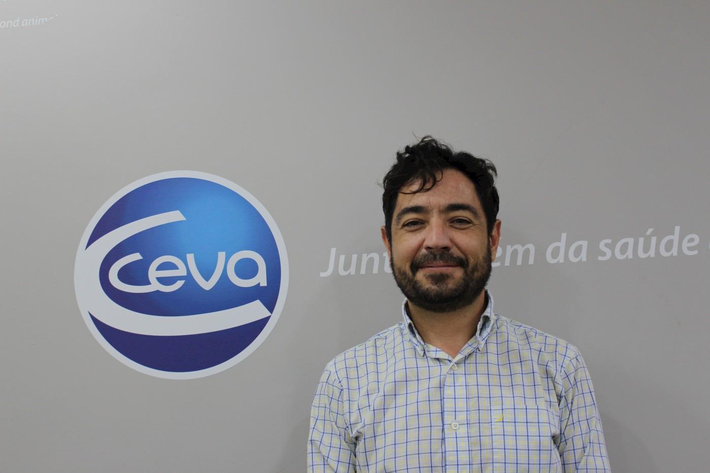 Felipe Pelicioni é novo gerente da Ceva