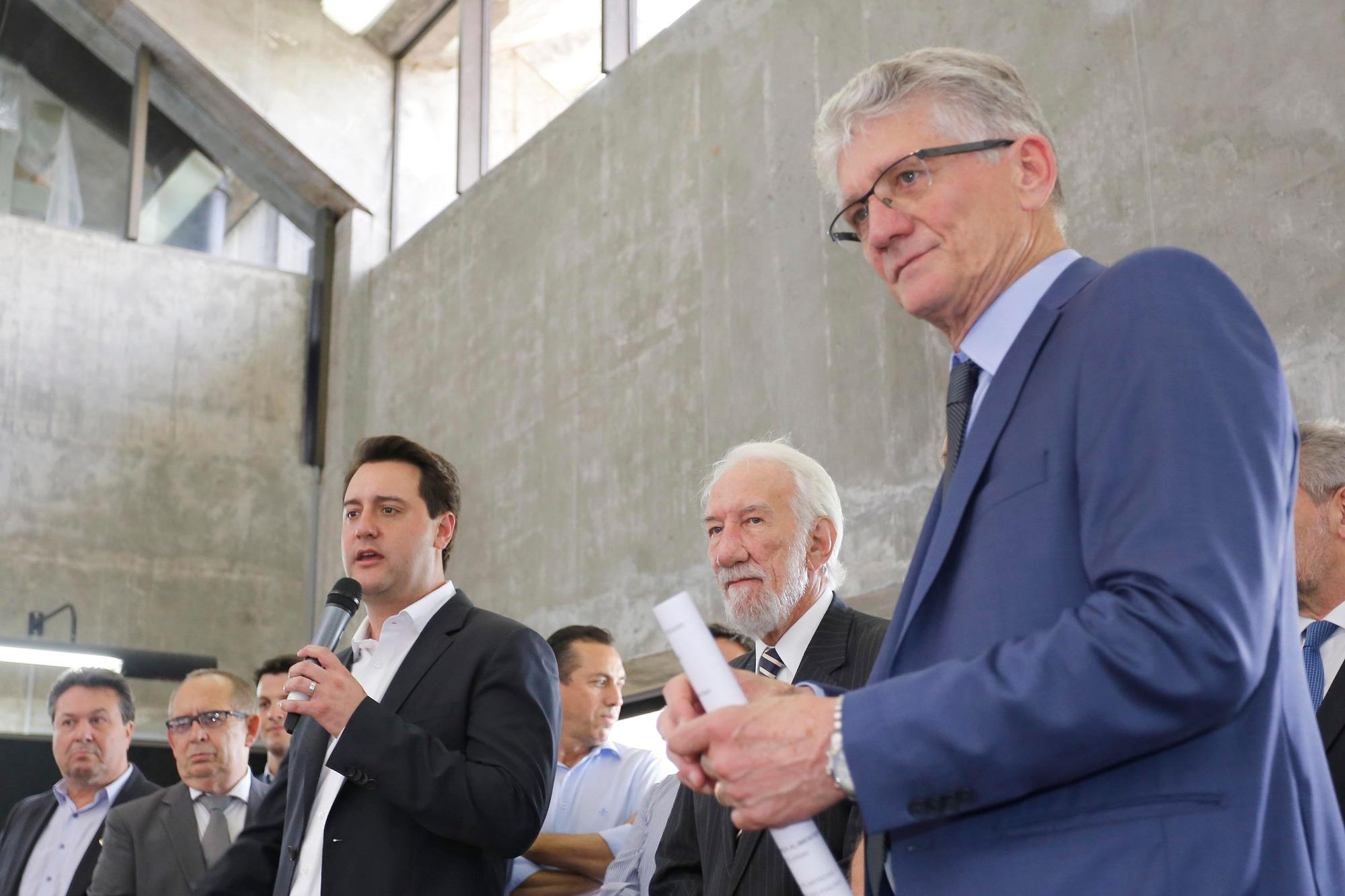 Governador do Paraná, Ratinho Júnior confirma reestruturação da agricultura