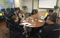 ABCS apresenta prioridades da suinocultura à nova ministra da Agricultura