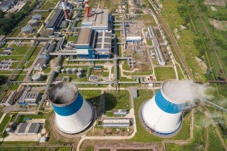 França considera conversão de usina de carvão a biomassa