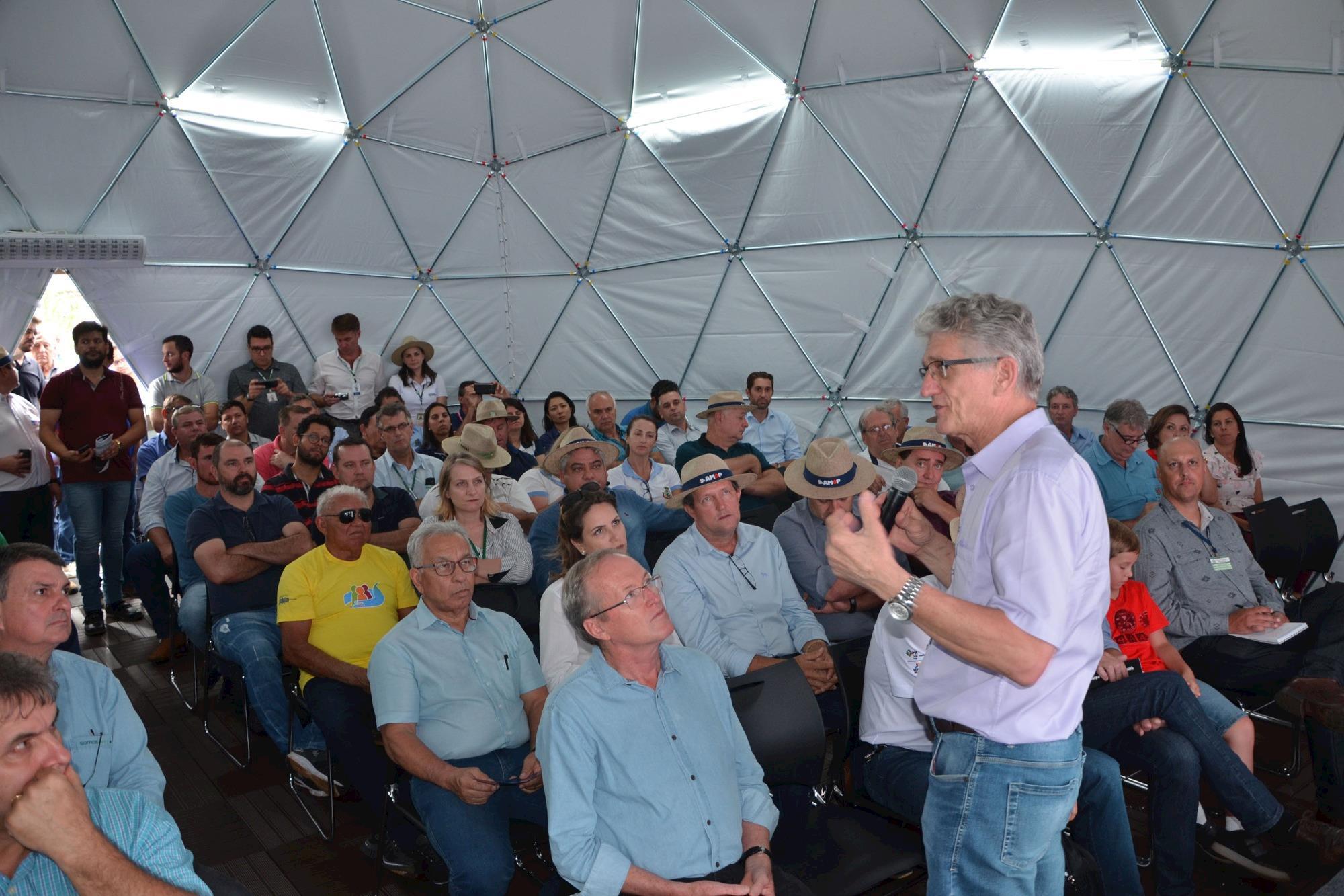 Paraná prioriza saúde animal para conquistar novos mercados