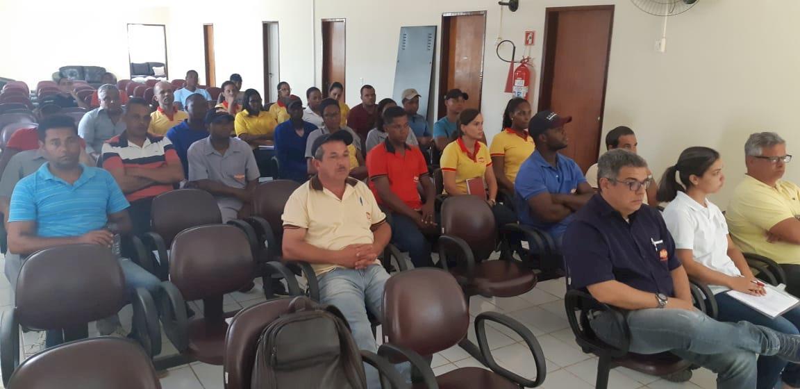 Vetanco promove ciclo de palestras no Polo Avícola da Bahia