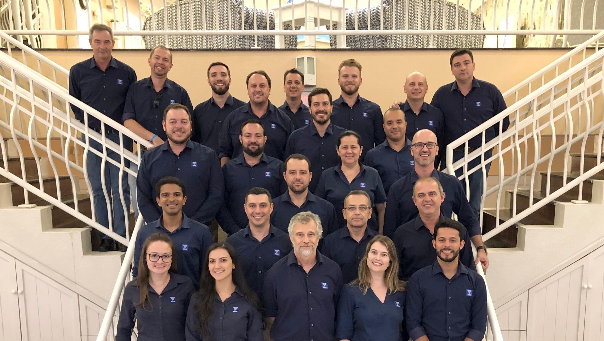 Vetanco realiza convenção de vendas 2019