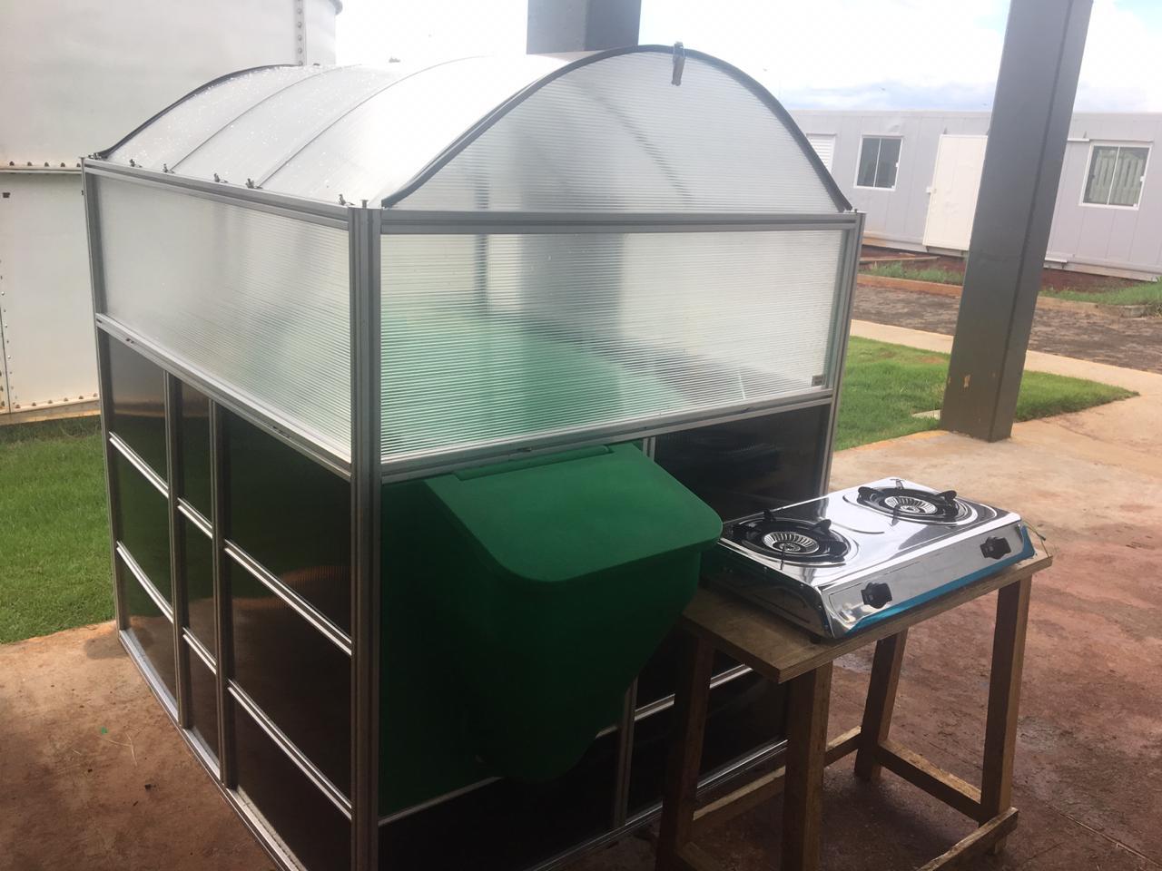 Biodigestor em escala doméstica gera economia e redução de resíduos