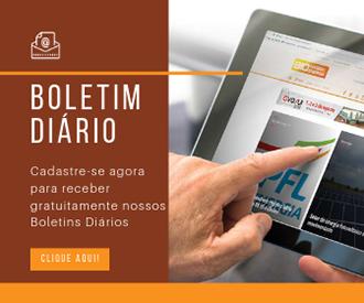 Cadastro Boletim Diário BB