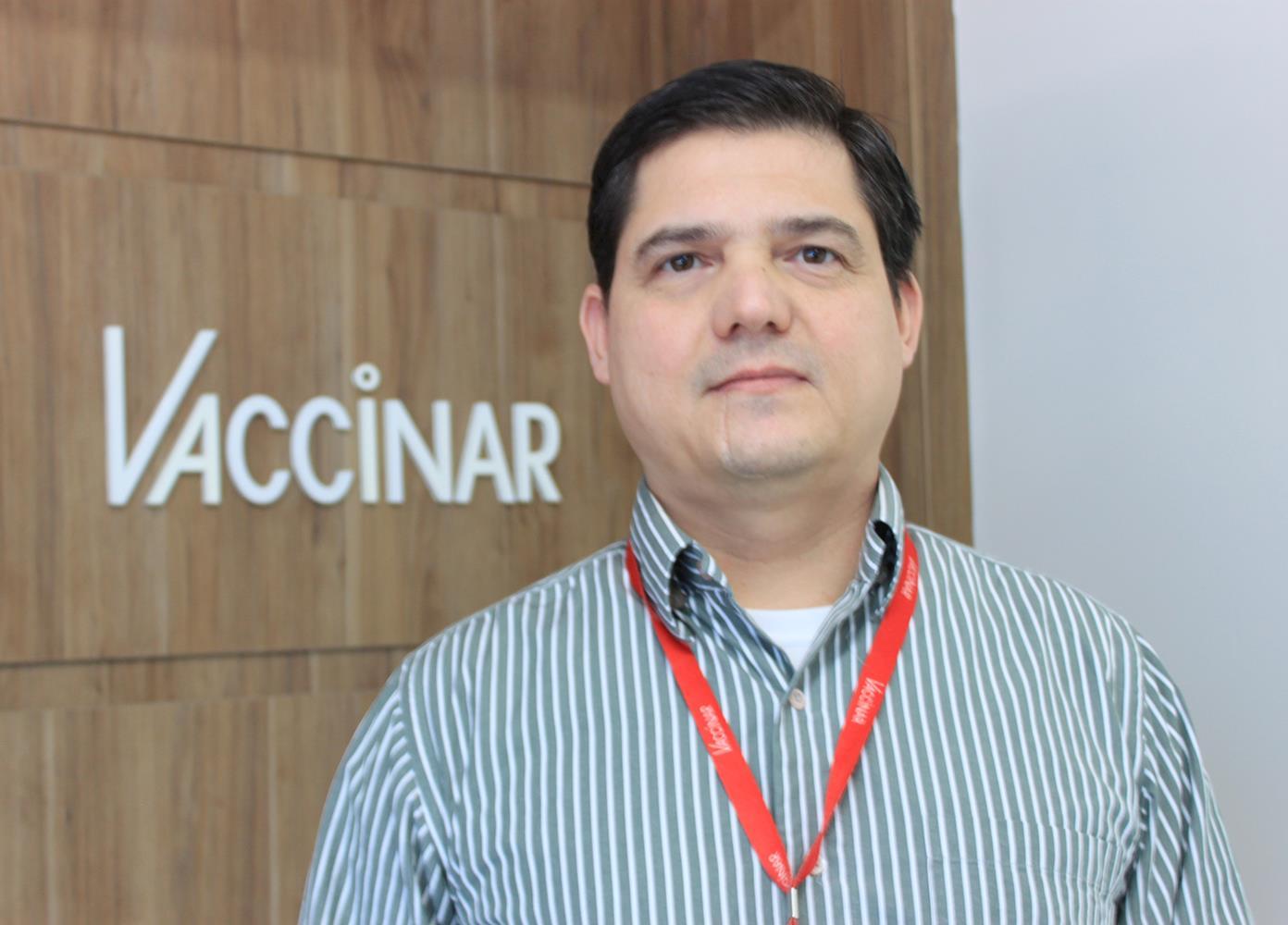 Adhemar Oliveira Neto assume a gerência de Nutrição da Linha de Aves da Vaccinar