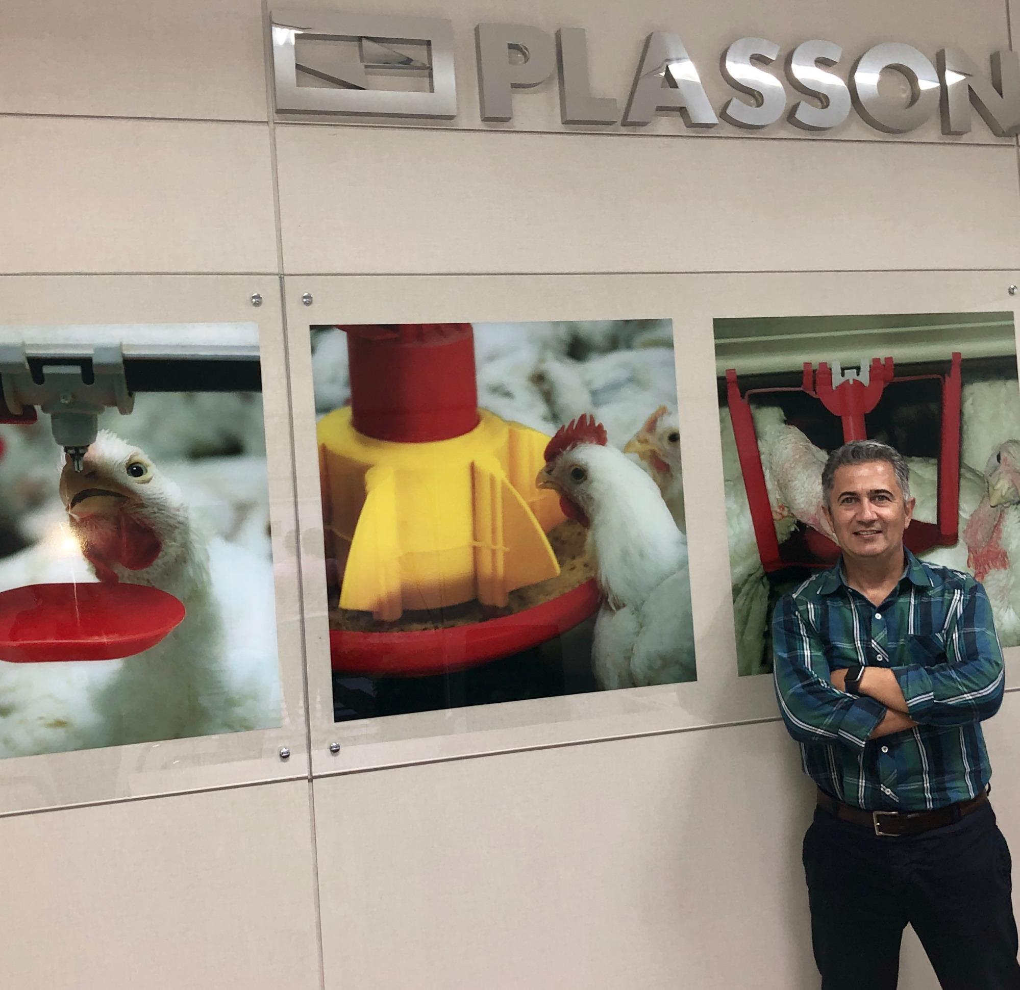 Anderson Arimatéia Guedes é o novo gerente de Negócios Plasson