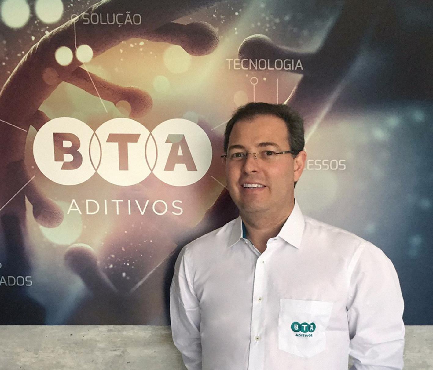 BTA anuncia novo Diretor Industrial