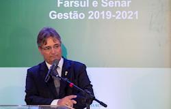 Gedeão Pereira toma posse como presidente da Farsul