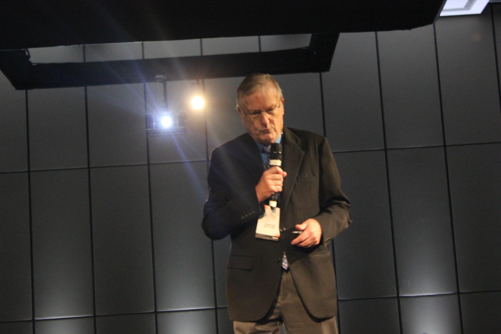 """""""Marcas não duram mais para sempre"""", afirma o consultor Gordon Butland"""