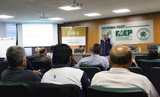Comissão Técnica de Avicultura da FAEP discute salmonela na avicultura