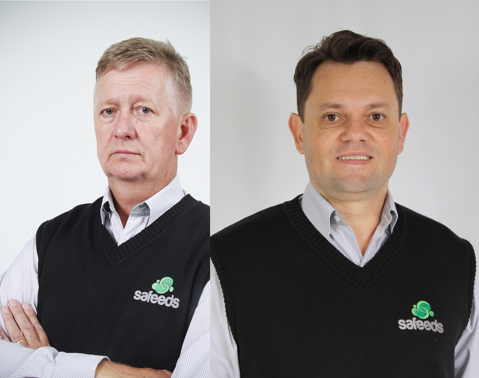 Safeeds apresenta dois novos gerentes