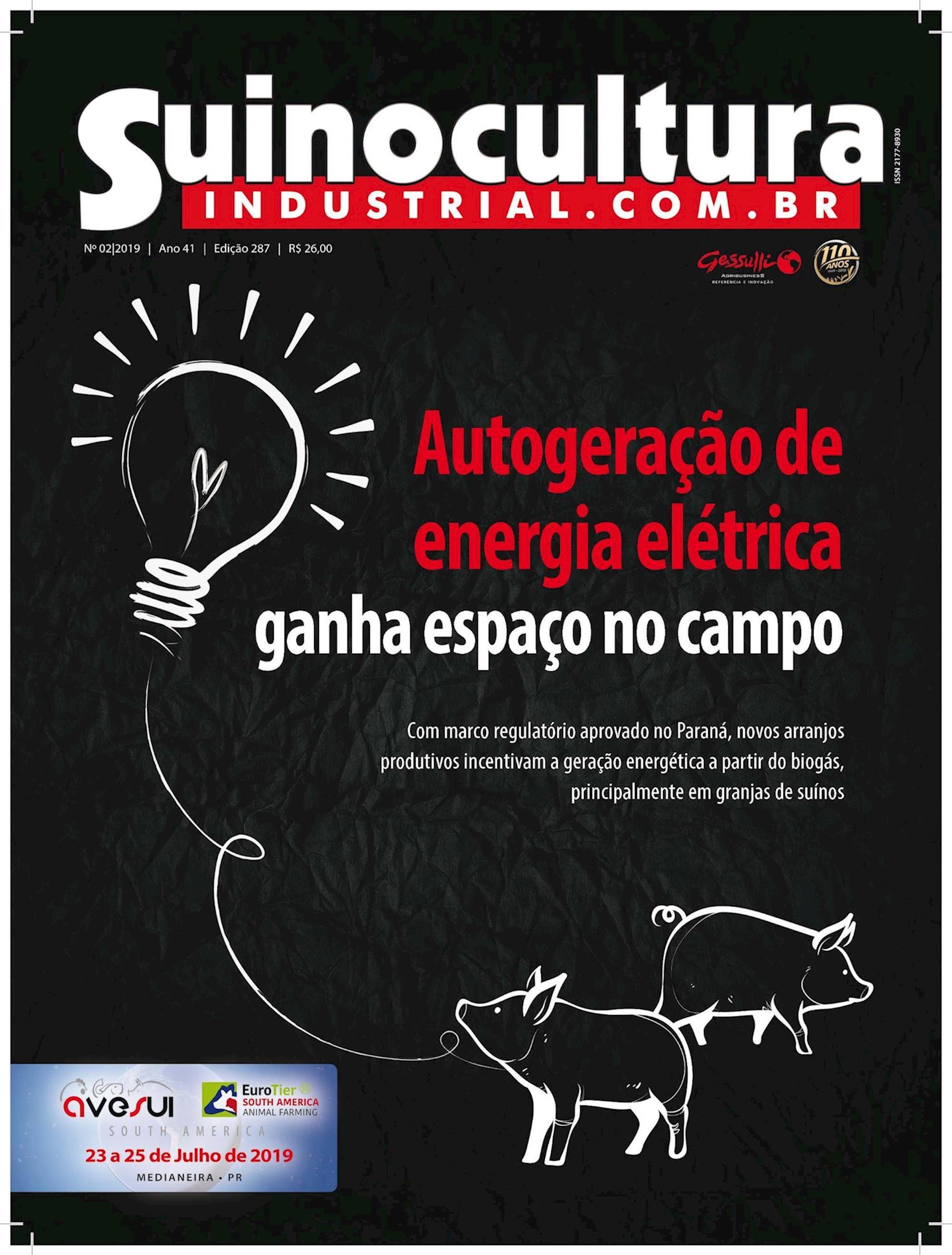 si287, suinocultura 2019, edição,