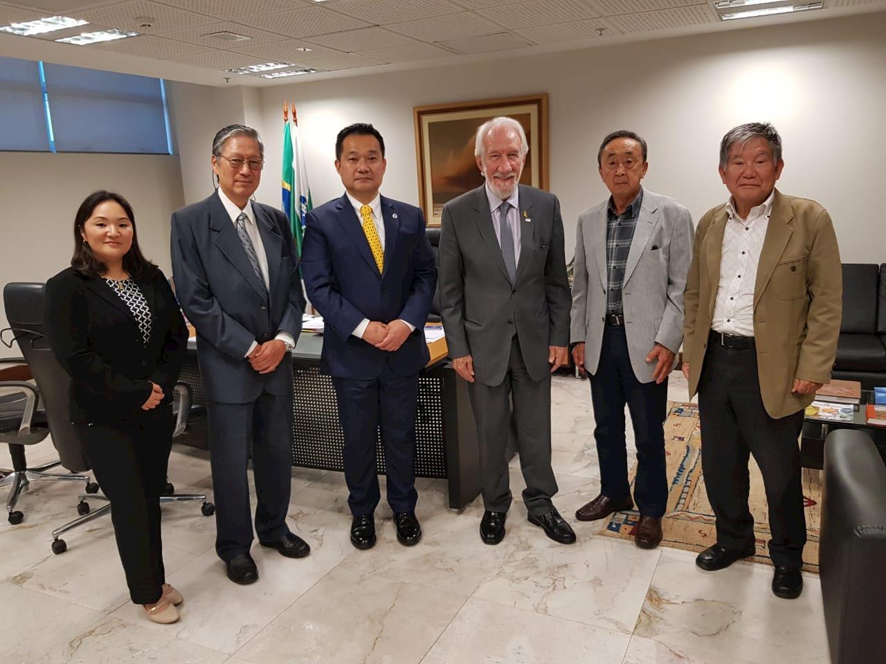 Paraná quer parceria com japoneses para projetos de bioenergia