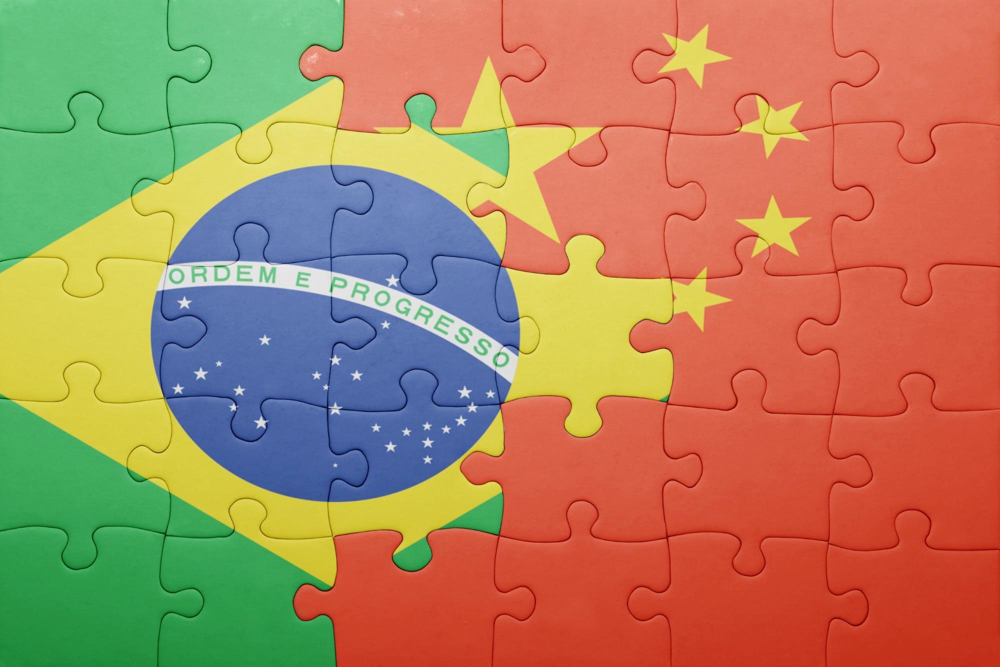 Parceria Brasil-China para a segurança alimentar
