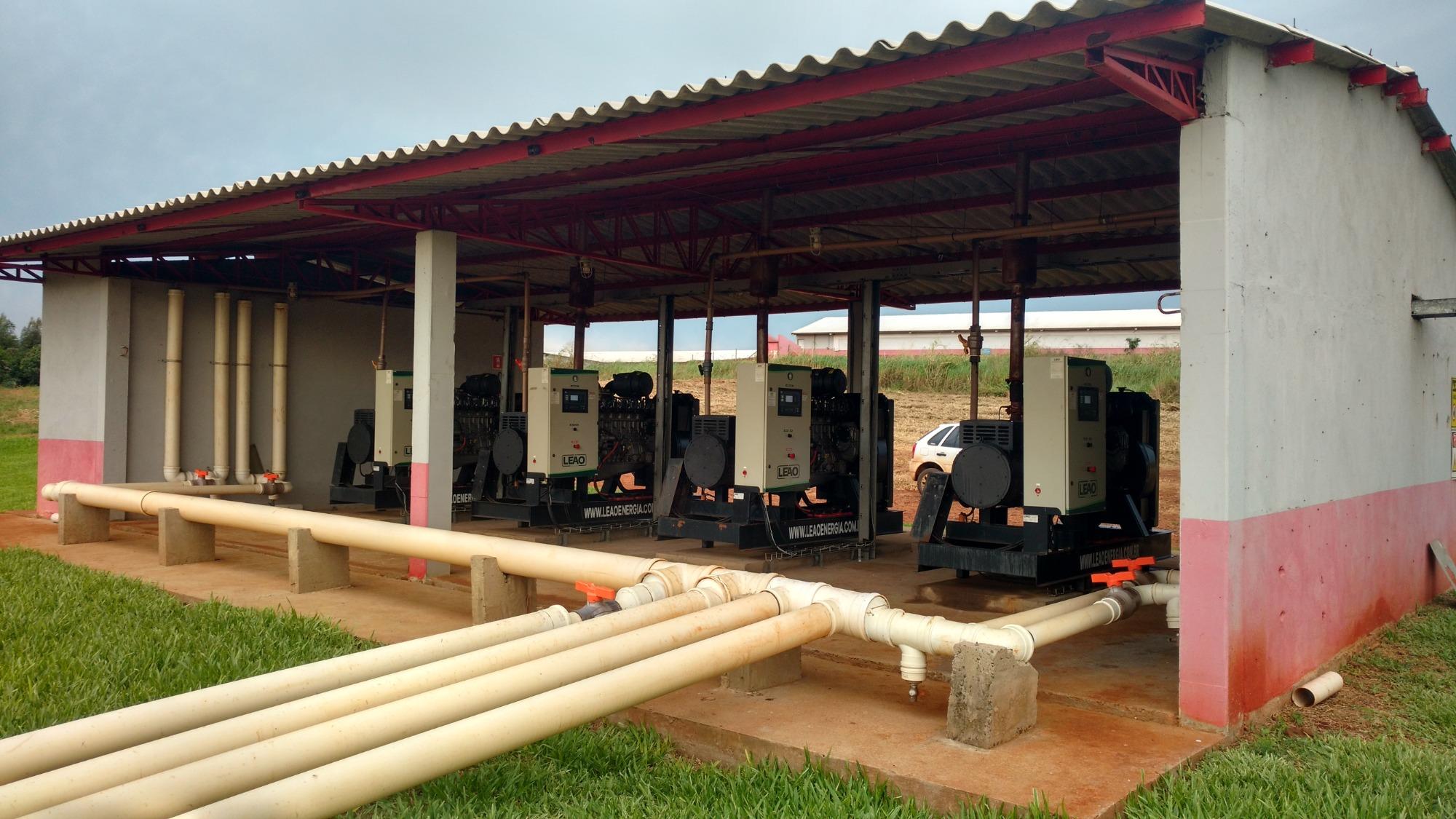 Coopavel economiza R$ 1 milhão com uso de biodigestor