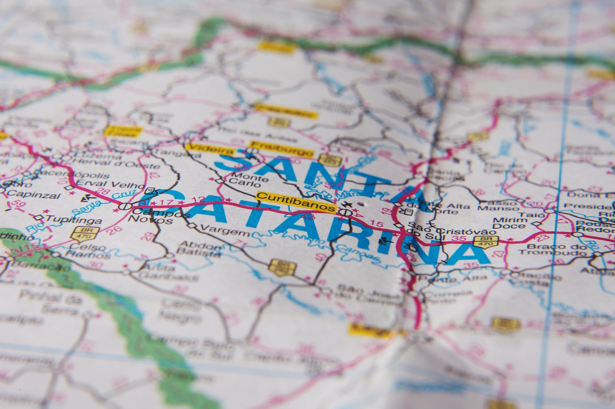 Prioridade para Santa Catarina