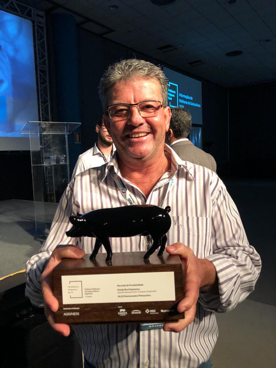 Resultado do Prêmio Melhores da Suinocultura Agriness comprova excelência genética da DB - DanBred