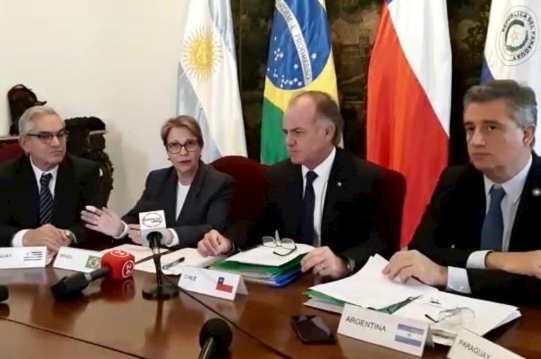 Encontro de ministros é encerrado no Chile com destaque para produção sustentável e cooperativismo
