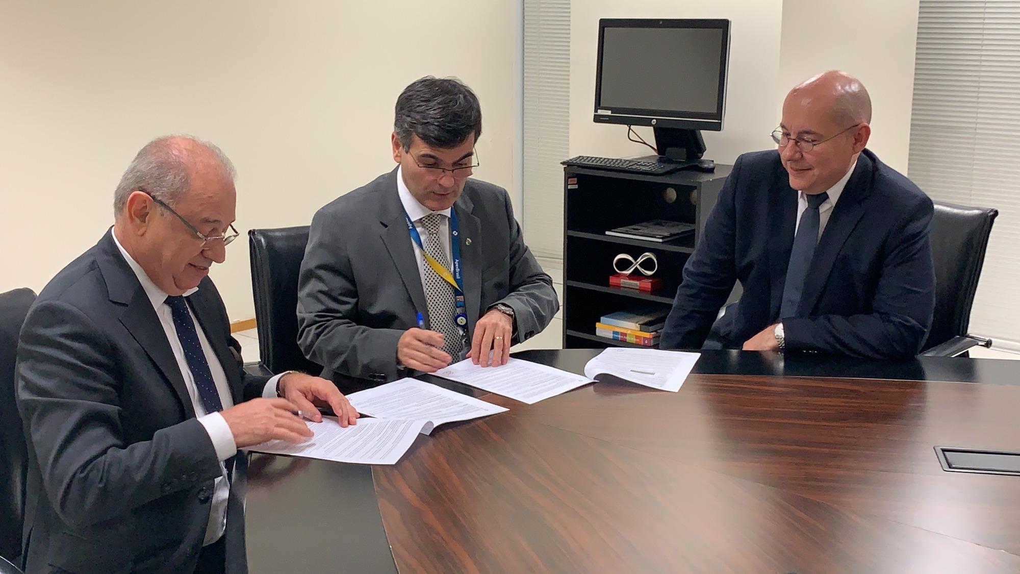 Apex-Brasil e ABRA assinam a continuidade do projeto Brazilian Renderers