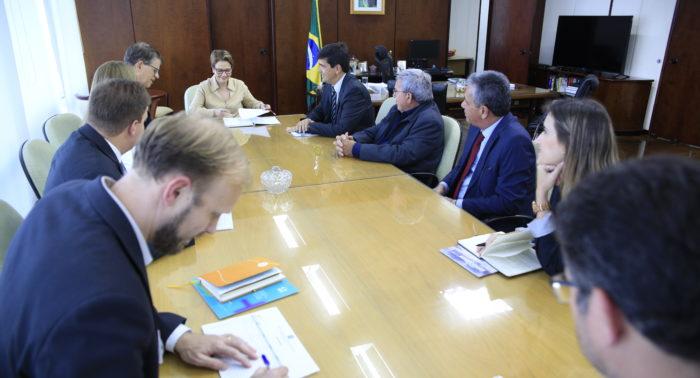 ABCS leva prioridades do setor suinícola para ministra Tereza Cristina