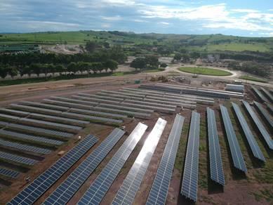 Raízen inaugura sua primeira planta piloto de Energia Solar em Piracicaba