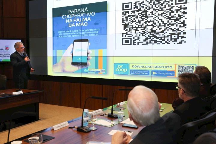 Sistema Ocepar lança aplicativo Paraná Cooperativo
