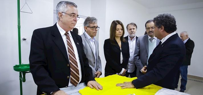 Secretaria de Agricultura de SP inaugura novo Laboratório de Forragicultura