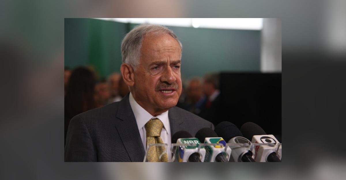 Sebastião Barbosa é exonerado da Embrapa